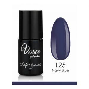 Vernis hybride. Vasco Limited Line 6ml – 125 Navy Blue