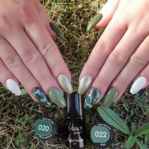 Vernis hybride. VASCO 6 ml – 022 Army