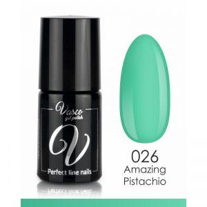 Vernis hybride. VASCO 6 ml – 026 Amazing Pistachio