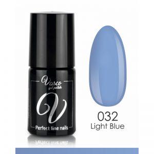 Vernis hybride. VASCO 6 ml – 032 Light Blue