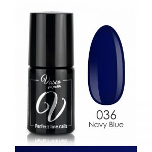 Vernis hybride. VASCO 6 ml – 036 Navy Blue