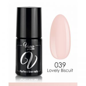 Vernis hybride. VASCO 6 ml – 039 Lovely Biscuit