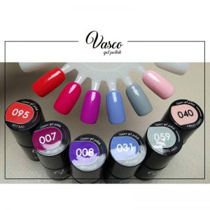 Vernis hybride. VASCO 6 ml – 040 Sweet Candy