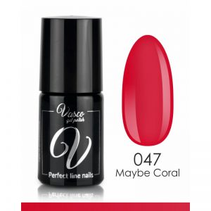 Vernis hybride. VASCO 6 ml – 047 Maybe Coral