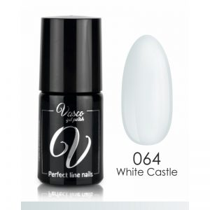 Vernis hybride. VASCO 6 ml – 064 White Castle