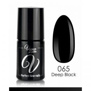 Vernis hybride. VASCO 6 ml – 065 Deep Black