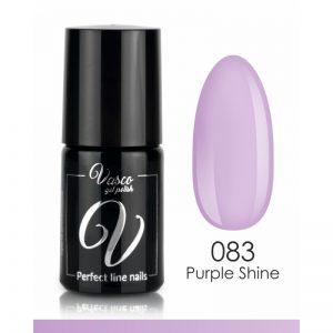 Vernis hybride. VASCO 6 ml – 083 Purple Shine