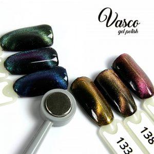 Vernis hybride. Vasco Galaxy Cat Eye 6 ml – 137 Fobos