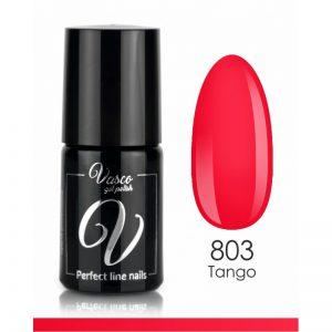 Vernis hybride. VASCO Boogie Woogie 6 ml – 803 Tango